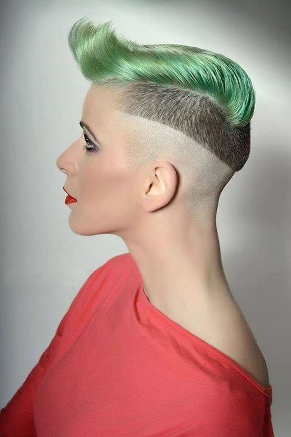 Feminine Extreme Short Haircuts For Ladies 2018 2019 – Hairstyles Within Short Feminine Hairstyles For Fine Hair (View 22 of 25)