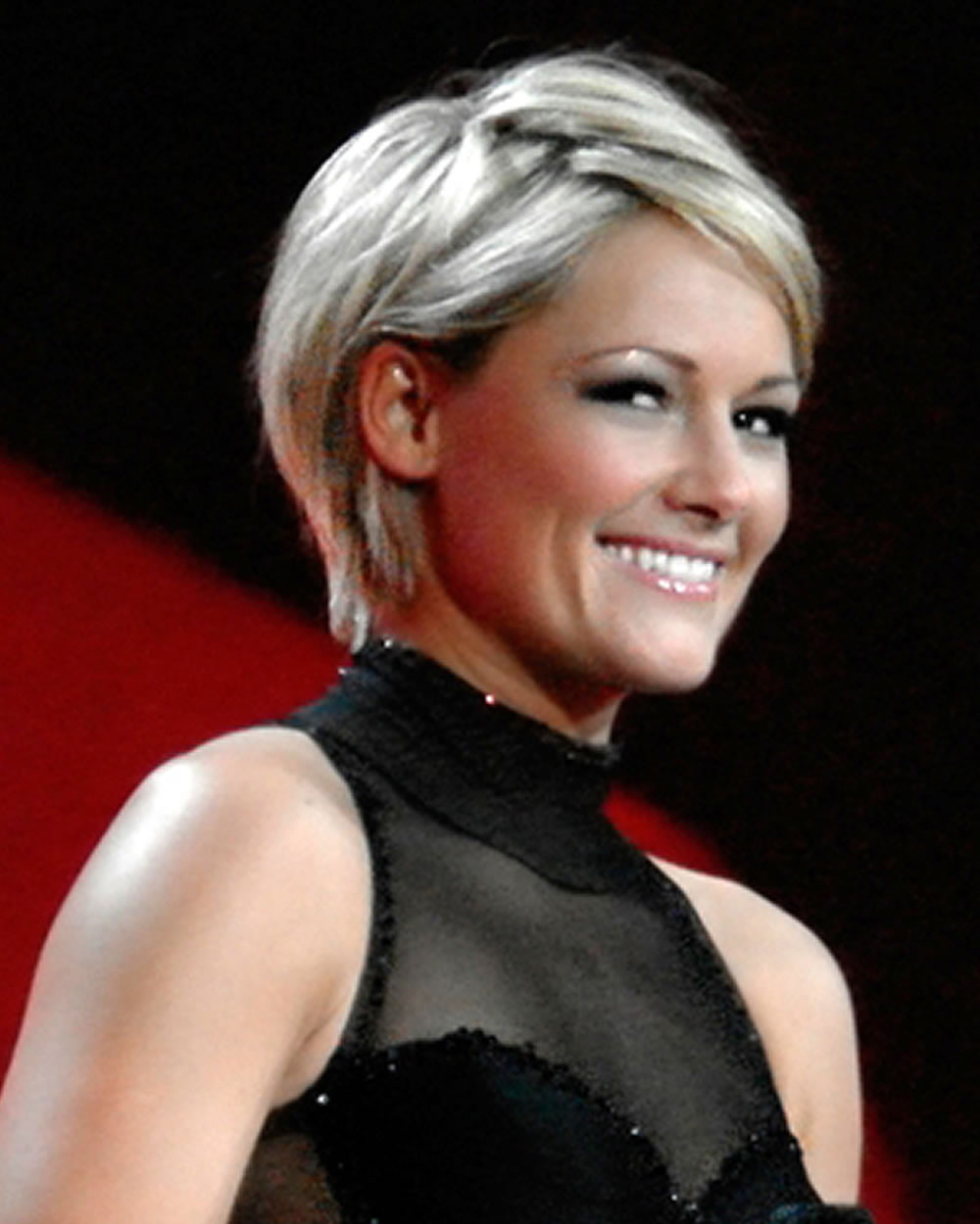 Feminine Short Hairstyles And Very Short Pixie Hair Colors – Page 6 With Regard To Feminine Short Haircuts (View 16 of 25)