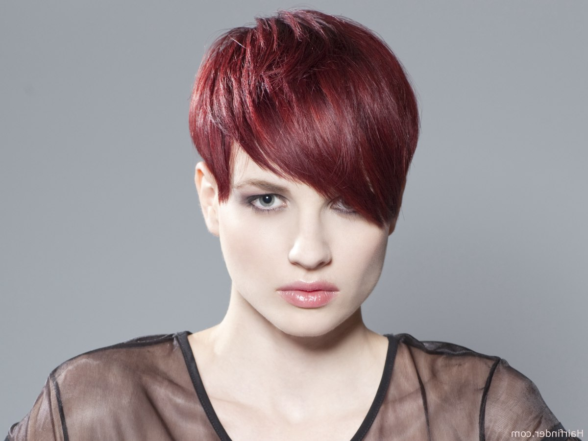 Feminine Short Hairstyles | Hair And Hairstyles With Regard To Feminine Short Haircuts (View 18 of 25)