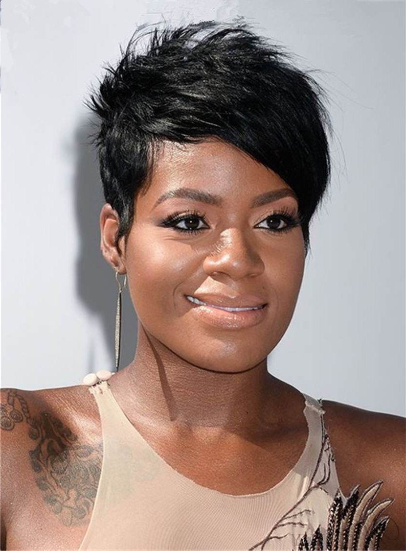 Find Best Short Layered Hairstyles For Women Online Sales:wigsbuy Pertaining To Black Short Layered Hairstyles (View 15 of 25)
