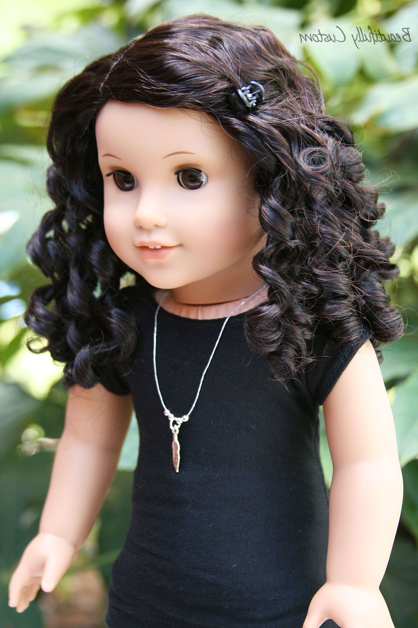 Find Out Full Gallery Of Amazing American Girl Doll Hairstyles For Intended For Hairstyles For American Girl Dolls With Short Hair (View 24 of 25)