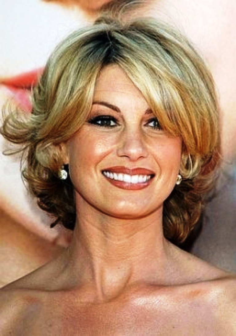Find Out Full Gallery Of Amazing Short Hairstyles For Fine Hair Over Within Short Layered Hairstyles For Fine Hair Over  (View 6 of 25)