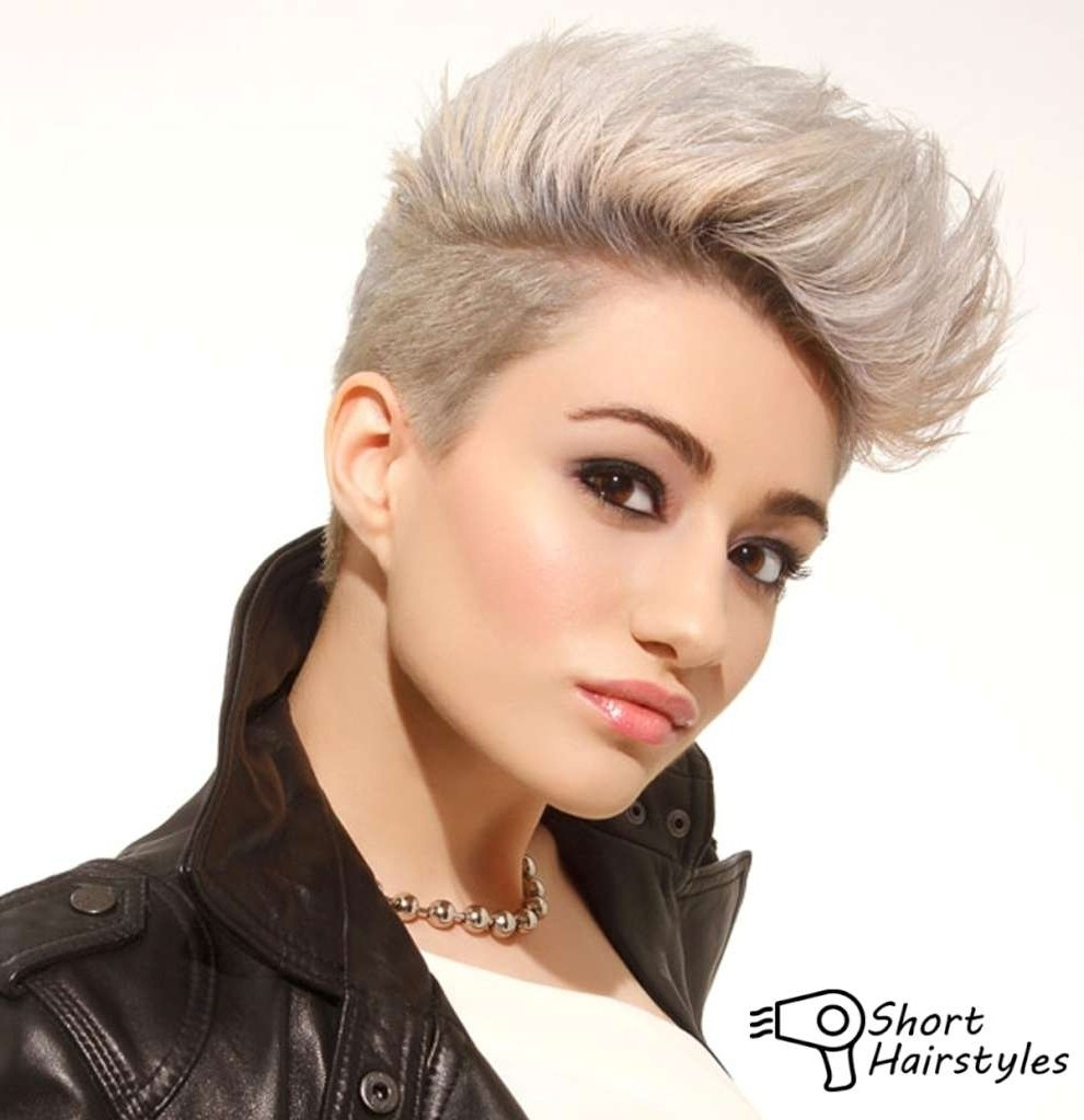 Find Out Full Gallery Of Amazing Short Hairstyles For Teenage Girl For Short Hairstyles For Teenage Girls (View 6 of 25)