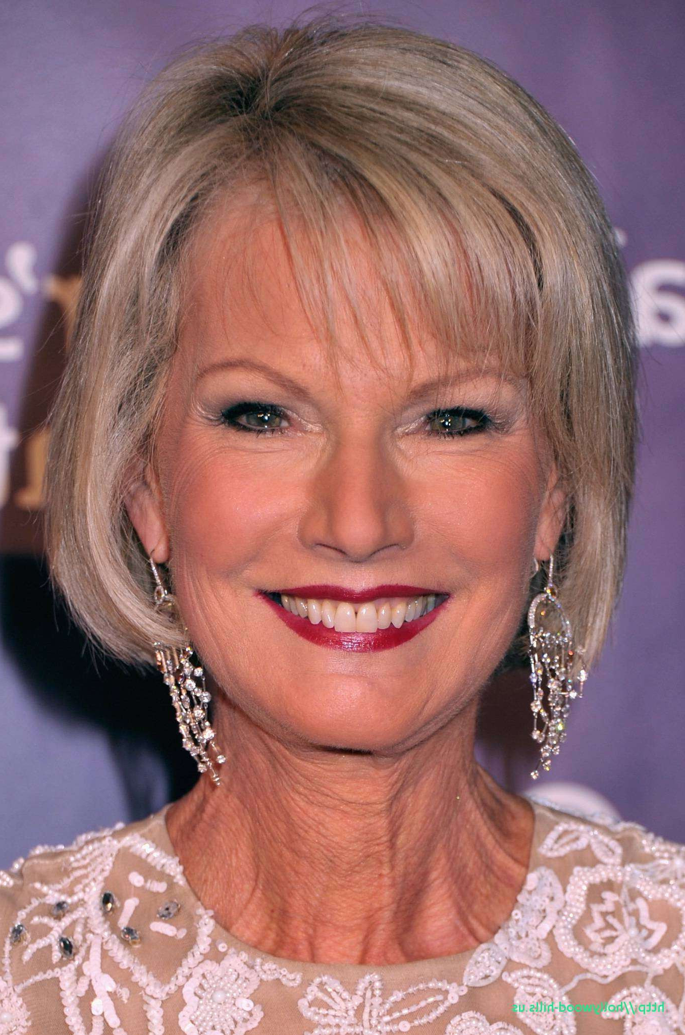Find Out Full Gallery Of Fresh Older Womens Short Hairstyles 2017 Within Older Lady Short Hairstyles (View 23 of 25)