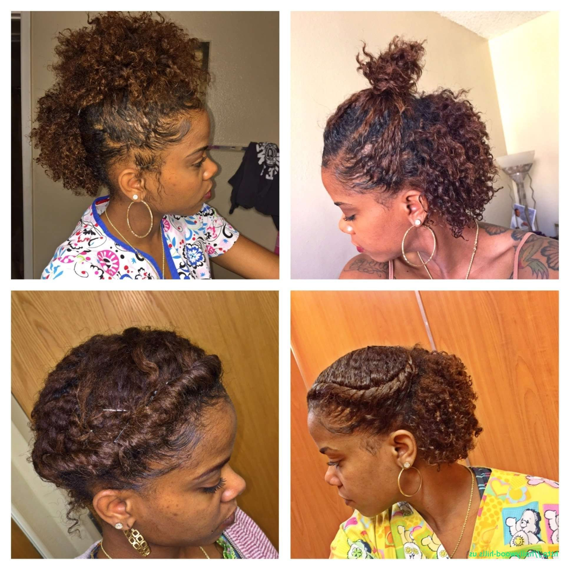Find Out Full Gallery Of Perfect Cute Hairstyles For Naturally Curly Within Short Haircuts For Naturally Curly Hair (View 6 of 25)