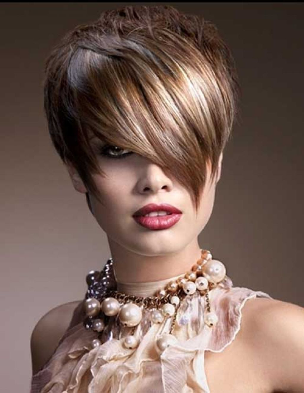 Find Out Full Gallery Of Unique Cute Fall Hair Colors For Short Hair Regarding Cute Color For Short Hair (View 19 of 25)