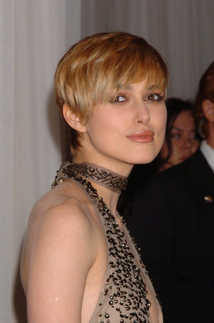 Find Out Full Gallery Of Wonderful Keira Knightley Short Hair With Regard To Keira Knightley Short Haircuts (View 11 of 25)