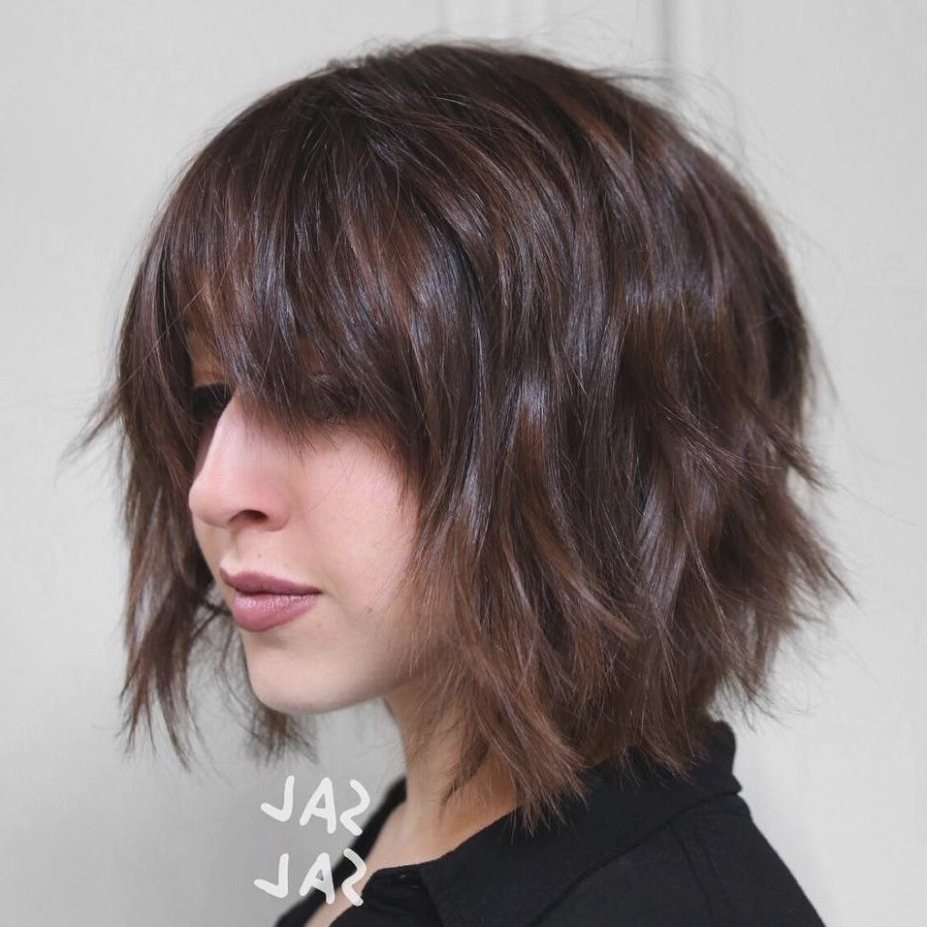 Five Latest Tips You Can Learn When | The New Hairstyles Ideas In Short Haircuts With Wispy Bangs (View 10 of 25)