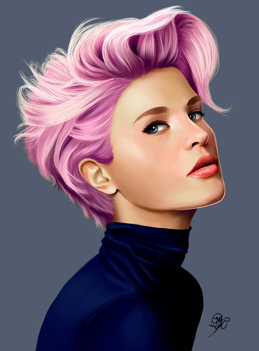 Five Small But Important Things To Observe In Pink Short Hair | Pink Regarding Pink Short Haircuts (View 12 of 25)