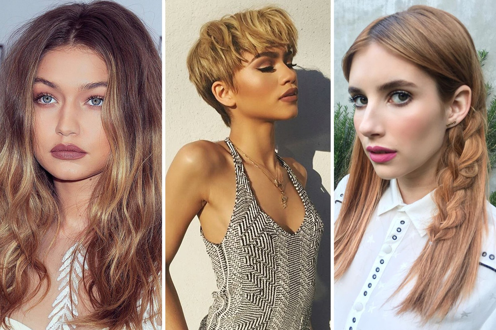 Foolproof Graduation Hair Ideas – Teen Vogue In Graduation Cap Hairstyles For Short Hair (View 12 of 25)