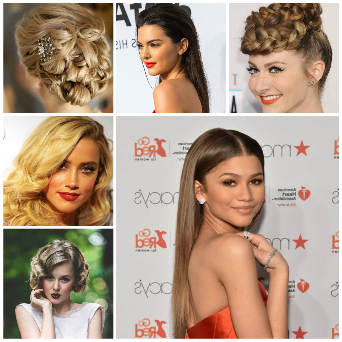 Formal Hairstyle Ideas For Holidays 2016 | 2019 Haircuts, Hairstyles intended for Short Hairstyles For Formal Event