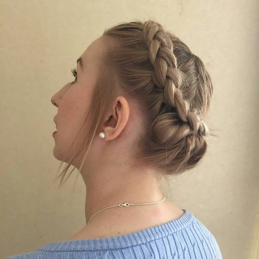 Formal Short Hairstyles | Adorable Hairstyles For Prom Short Hair Inside Prom Short Hairstyles (View 14 of 25)