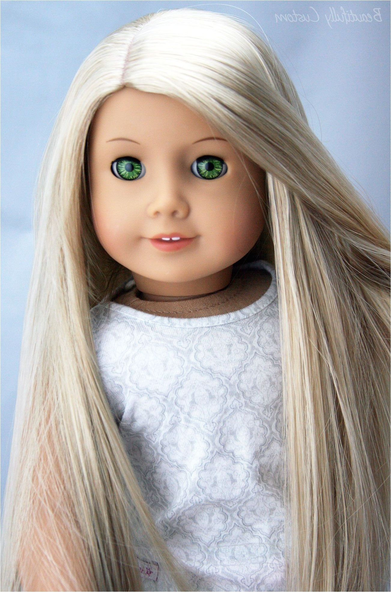 Fresh Cool Hairdos For American Girl Dolls   Newhairstylegallery For Hairstyles For American Girl Dolls With Short Hair (View 14 of 25)