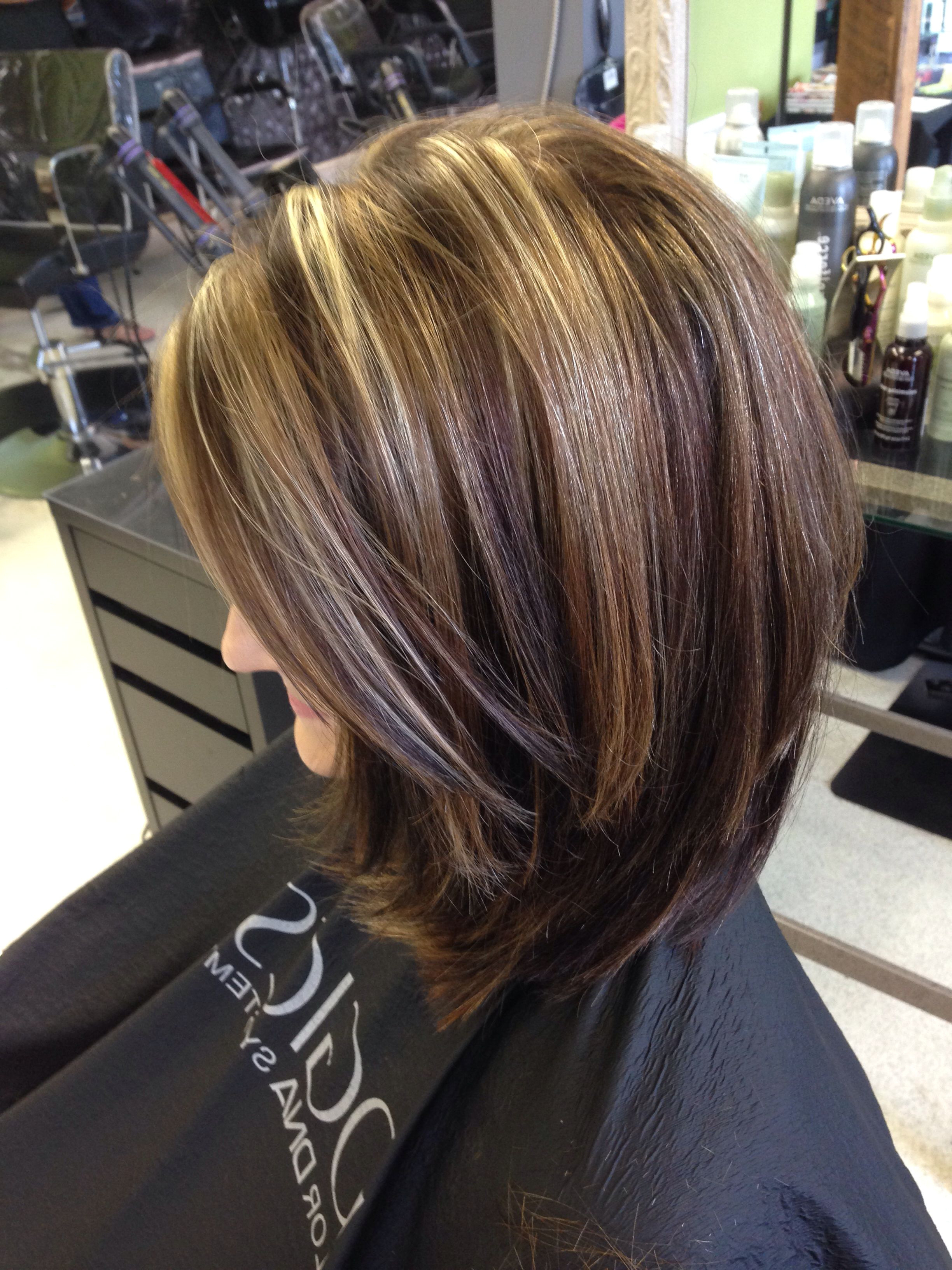 Fresh Cute Short Hairstyles And Colors – Uternity Regarding Cute Color For Short Hair (View 6 of 25)
