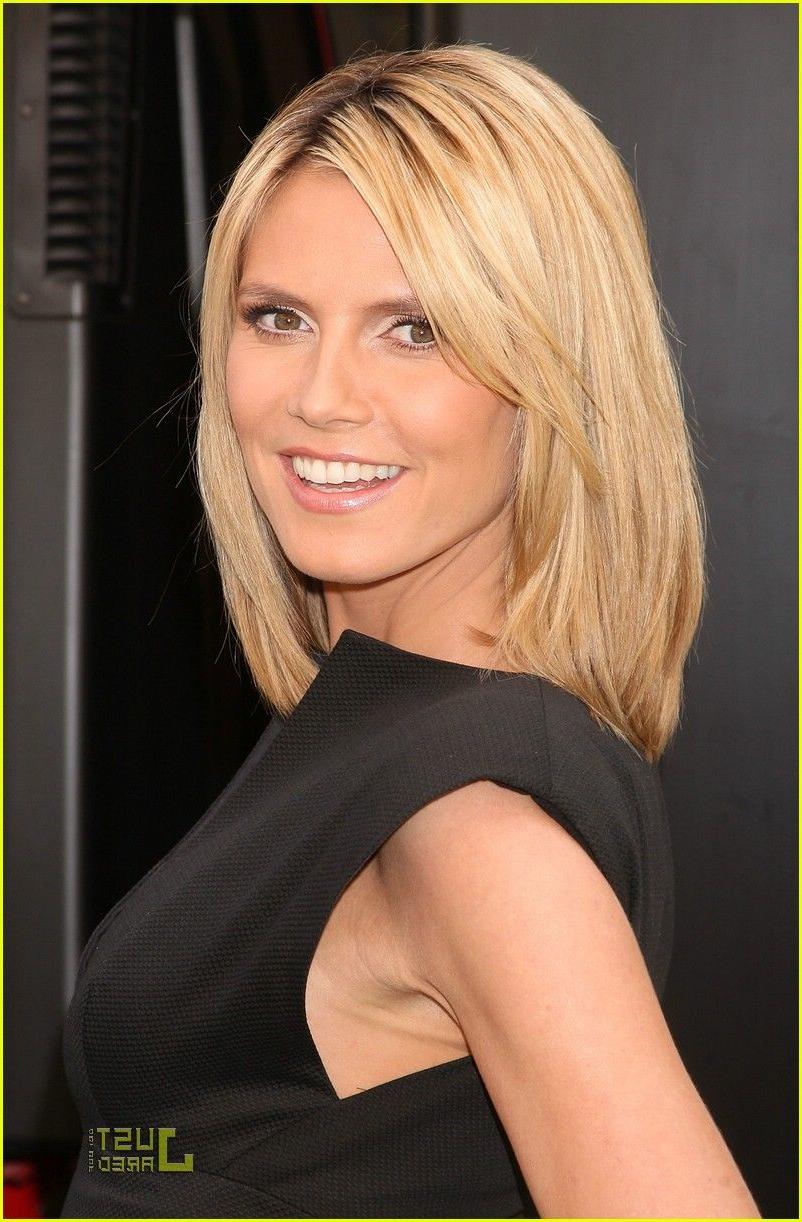 Full Sized Photo Of Heidi Klum Perfect One 37 | Photofull | Just Intended For Heidi Klum Short Haircuts (View 10 of 25)