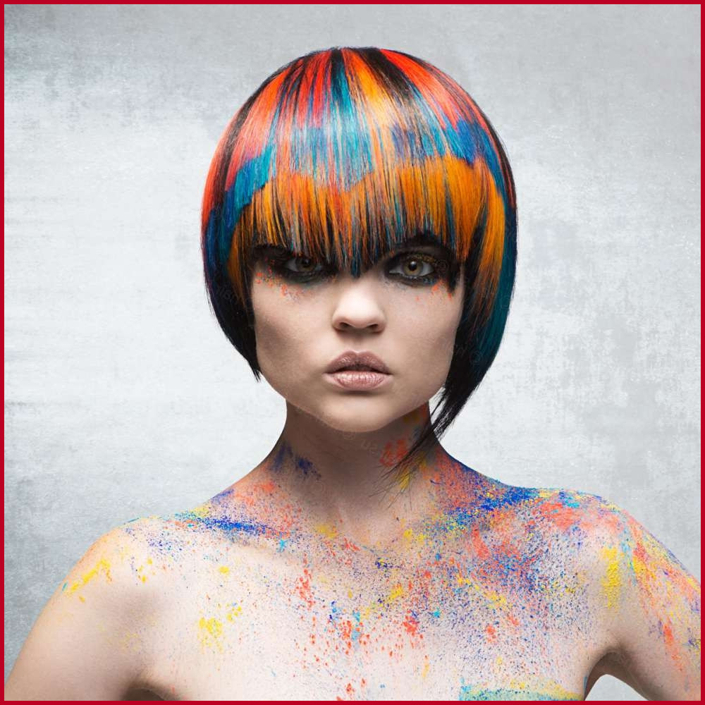 Fun Hair Colors For Short Hair – Hair Images Superbowlodds Within Cute Color For Short Hair (View 15 of 25)