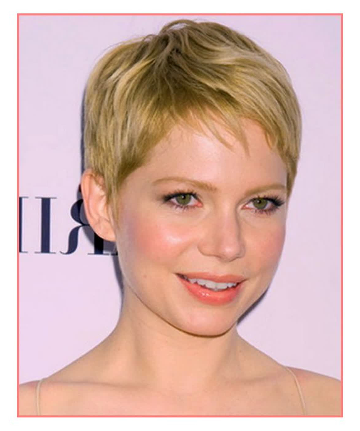 Funky Short Hairstyles For Round Faces Elegant Beautiful Short For Funky Short Haircuts For Round Faces (View 7 of 25)