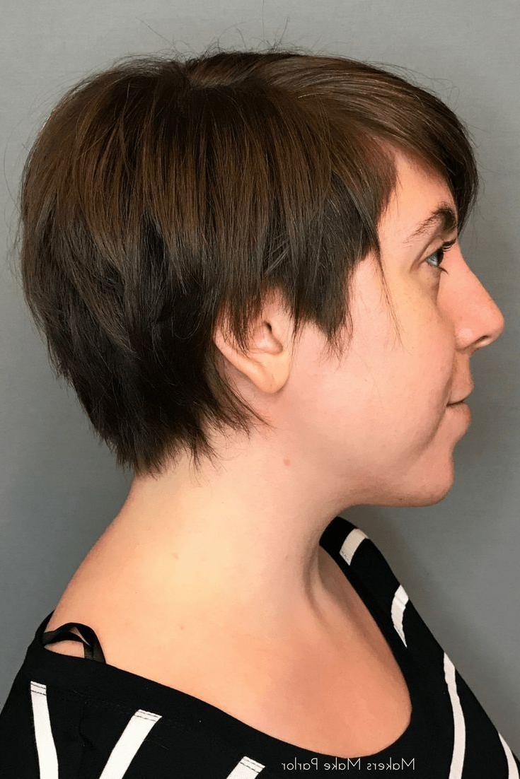 Gallery | Short Hair Undercut, Edgy Short Hair And Hair Undercut In Edgy Short Haircuts (View 19 of 25)