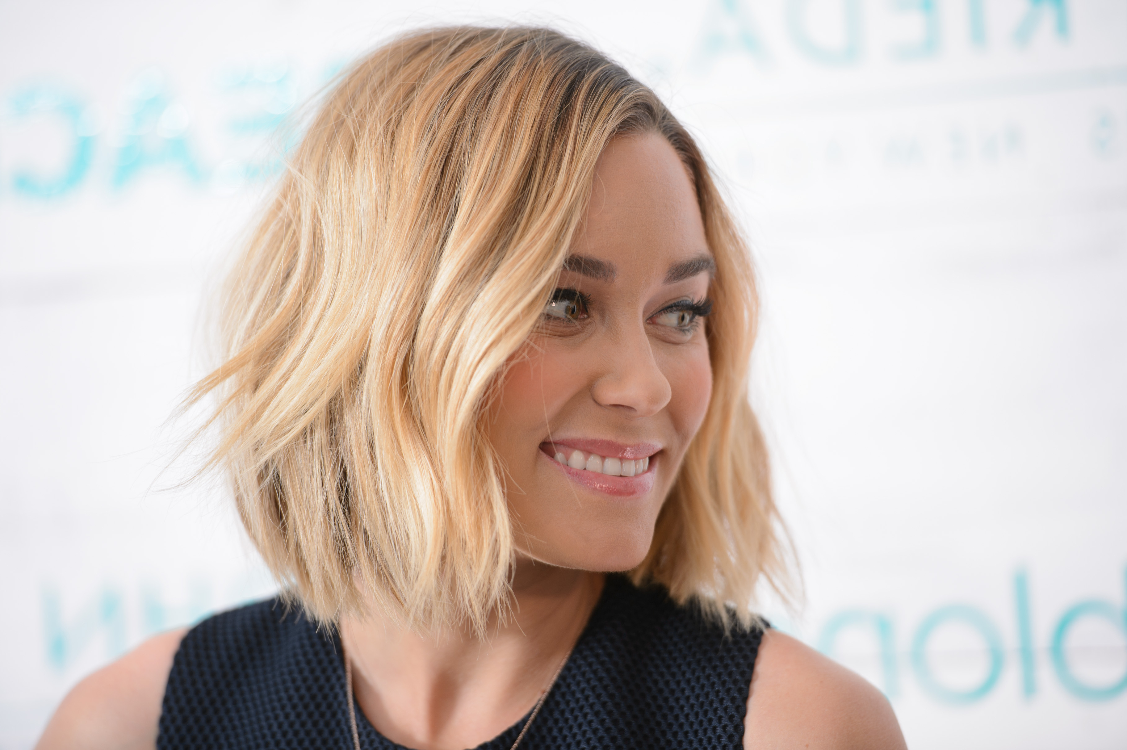 Get Lauren Conrad's Beachy Waves In 3 Easy Steps, Ocean & Sand Not Pertaining To Lauren Conrad Short Haircuts (View 9 of 25)