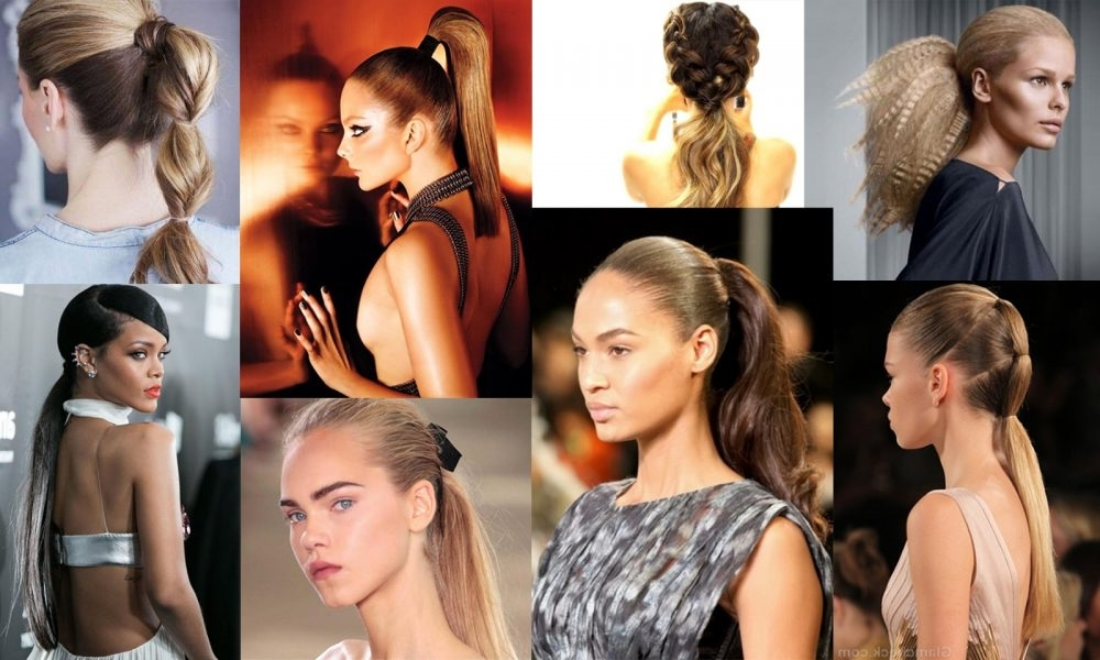 Glamorous Ponytail Hairstyles You Can Do Yourself - Viva Glam Magazine regarding Braided Glam Ponytail Hairstyles