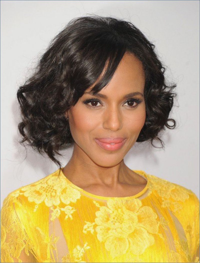 Gorgeous Black Short Hairstyles With Layers | Hairstyles Ideas Within Black Short Hairstyles (View 14 of 25)