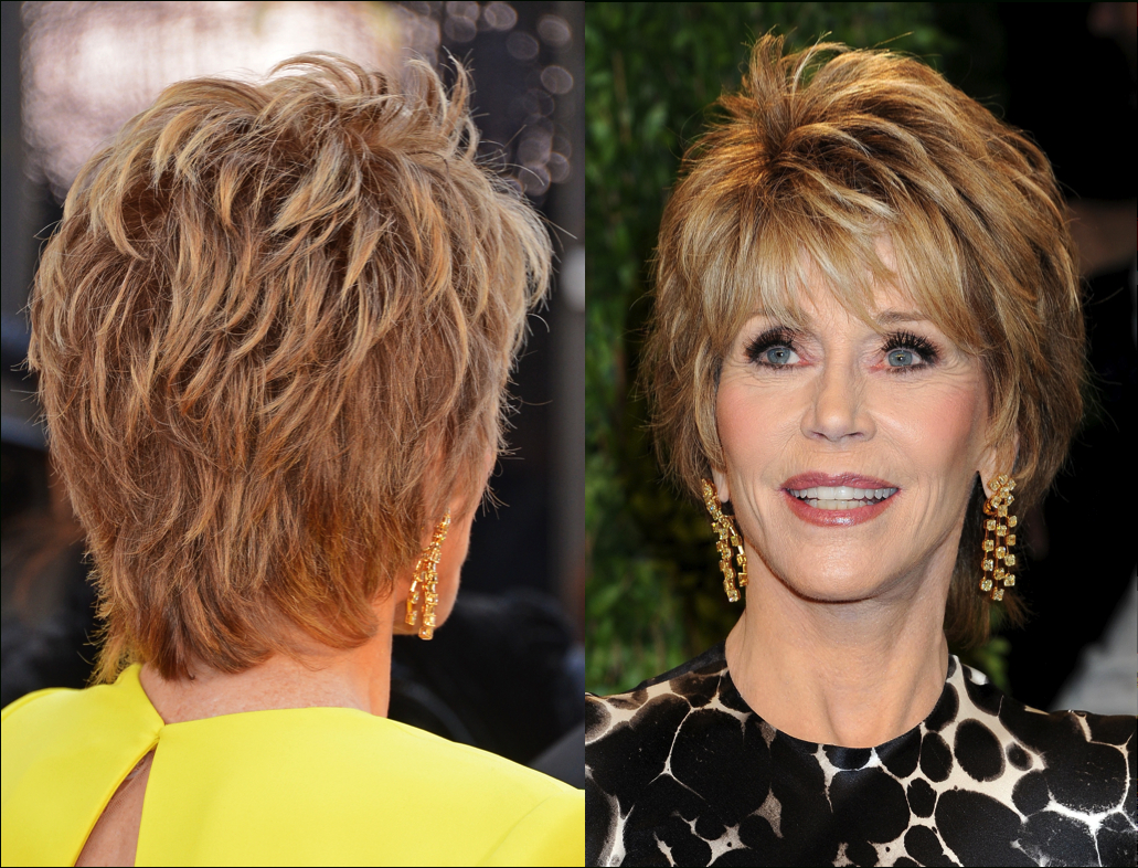 Gorgeous Haircuts For Women Past 70 | Medium Layered Hairstyles For Short Haircuts For 60 Year Old Woman (View 9 of 25)