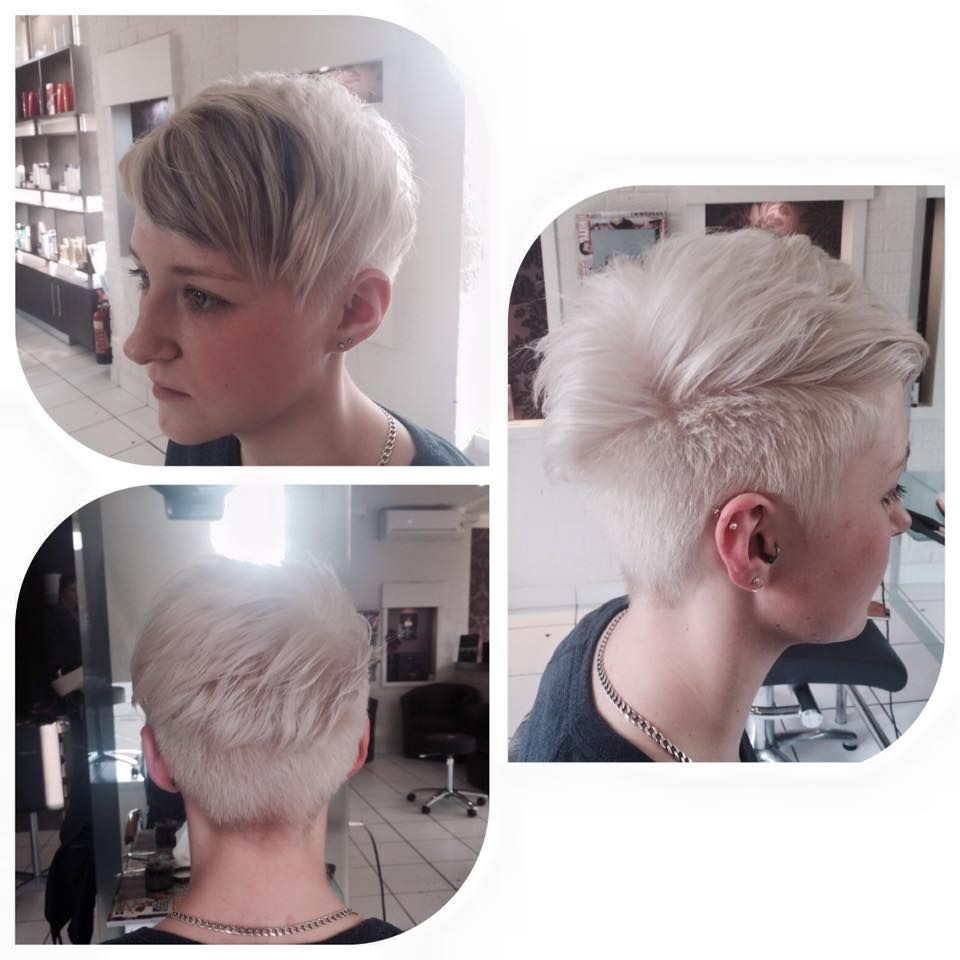 Gorgeous Short Hairstyle With Fabulous Colour Work | Fg Buxton Hair Inside Short Hairstyles For Work (Gallery 11 of 25)