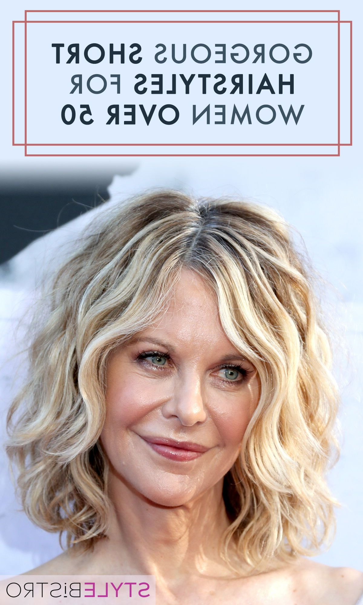 Gorgeous Short Hairstyles For Women Over 50 | Short Hairstyles With Regard To Short Hairstyles For The Over 50S (Gallery 23 of 25)