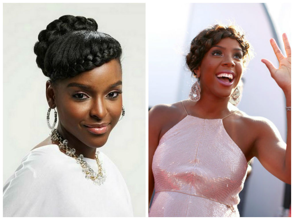 Gorgeous Special Occasion Hairstyles For Black Women - Hair World regarding Short Hairstyles For Formal Event