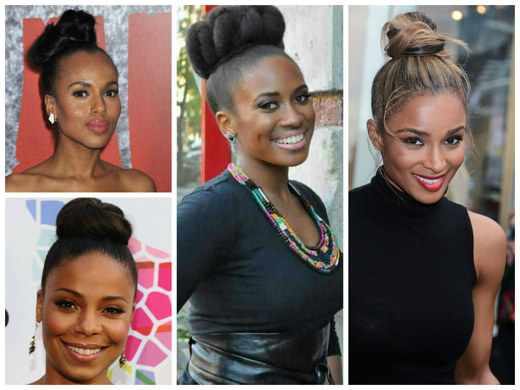 Gorgeous Special Occasion Hairstyles For Black Women – Hair World With Regard To Short Hairstyles For Special Occasions (View 24 of 25)
