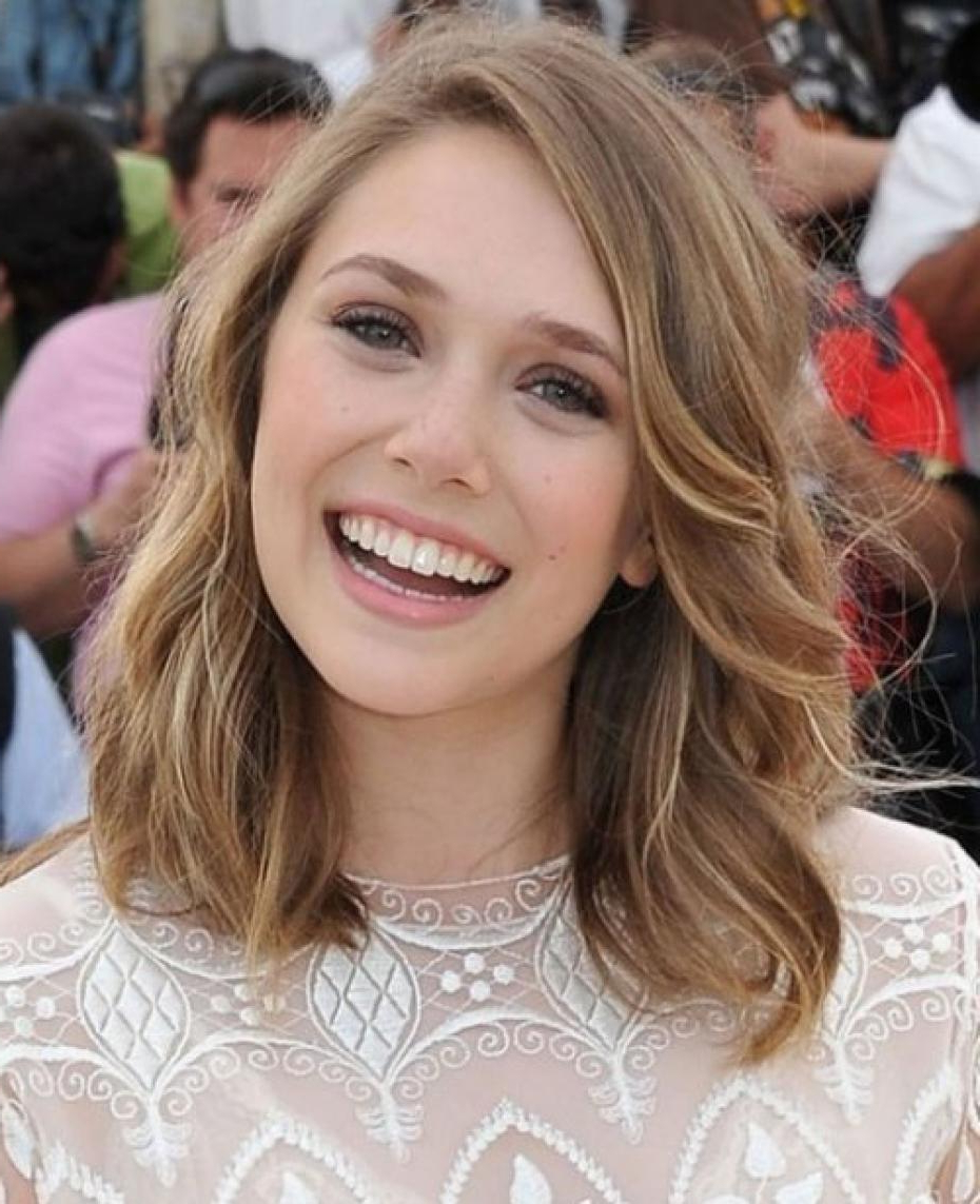 Grace The Most Elegant Hairstyles For Your Round Face   Stylewe Blog in Short Medium Hairstyles For Round Faces