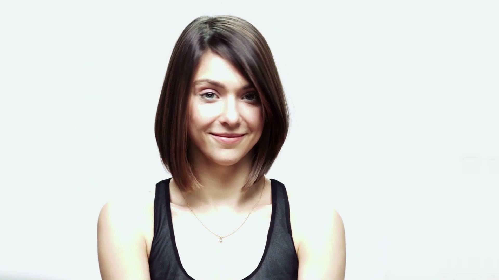 Great Hair Style Ideas For Damaged Hair | Matrix Pertaining To Rebonded Short Hairstyles (View 23 of 25)