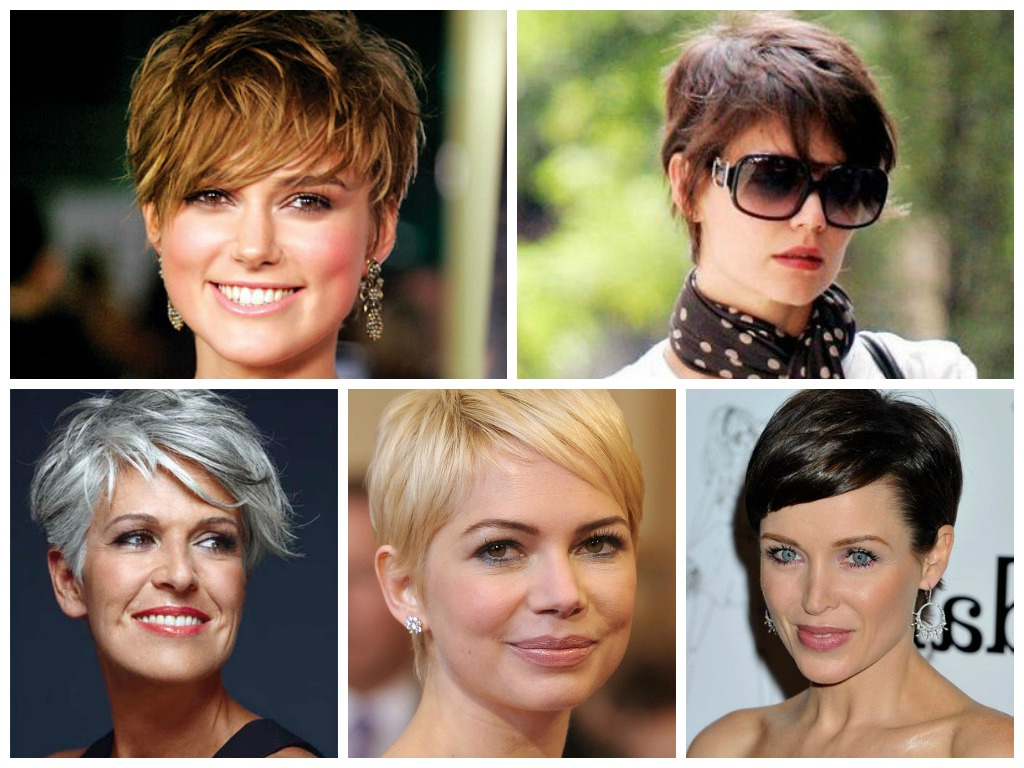 Great Looking Hairstyles For Mature Women – Hair World Magazine With Cute Short Haircuts For Heart Shaped Faces (Gallery 15 of 25)
