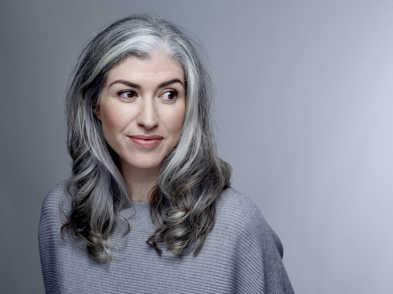 Grey Hair, Oh Yeah! — That's Not My Age within Short Hairstyles For Grey Haired Woman