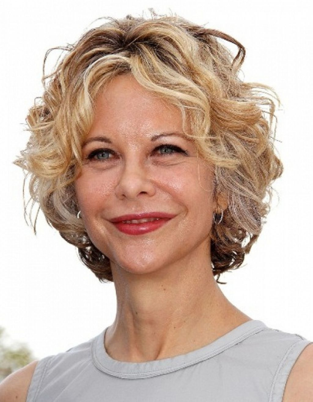Hair Color For Women Over 40 | Women Short Hairstyles | Hair Intended For Short Haircuts For Women Over 40 With Curly Hair (View 9 of 25)