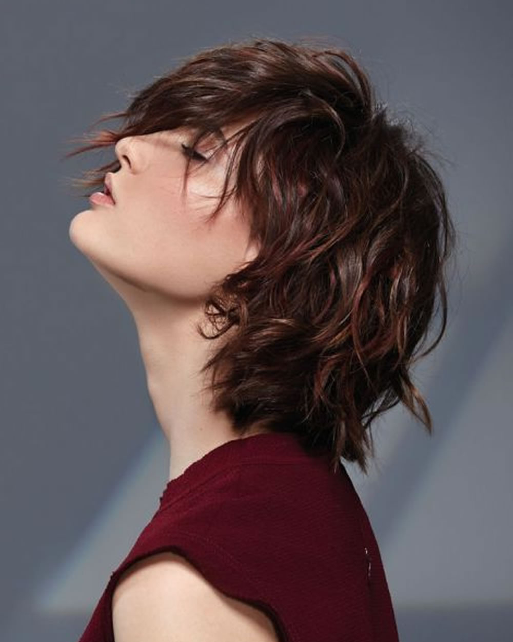 Hair Cuts : Bob Haircuts For Round Faces And Fine Hair Thick Female Pertaining To Short Haircuts For Big Face (View 16 of 25)