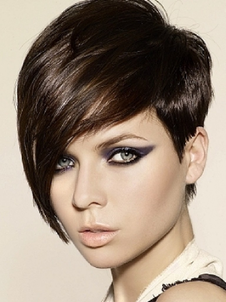 Hair Cuts For Little Girls Women's Hairstyles For Short Hair Short Inside Short Female Hair Cuts (View 22 of 25)