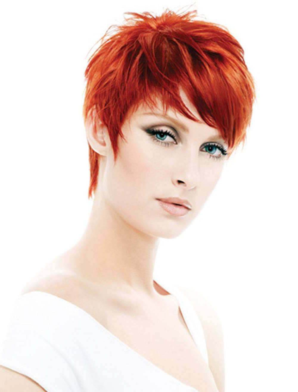 Hair Cuts For Short Hair Red Hair Color For Short Hairstyles – Mens In Red Short Hairstyles (View 13 of 25)
