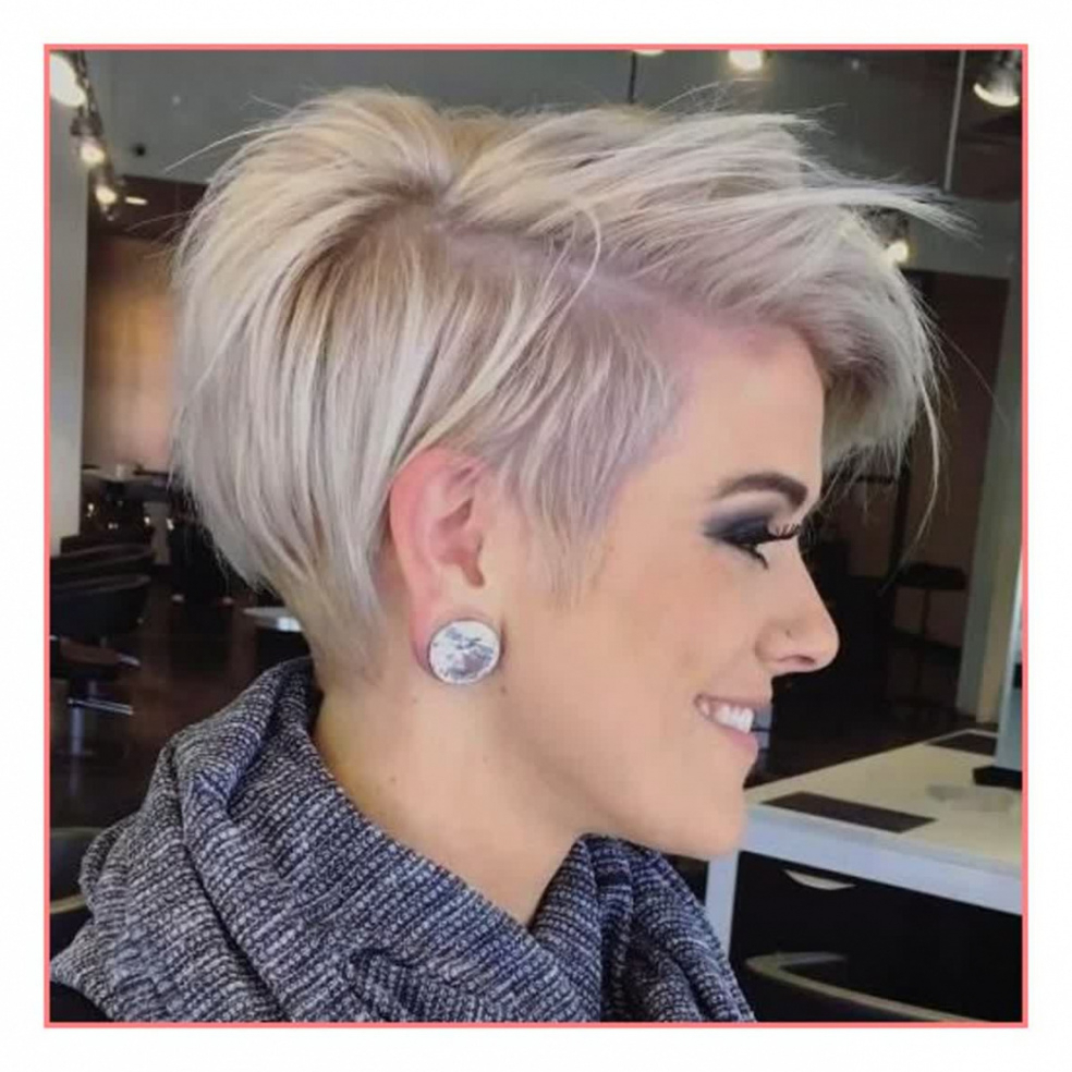Hair Cuts : Short Haircuts For Women Over With Thin Hair Fine Thick In Trendy Short Haircuts For Fine Hair (View 13 of 25)
