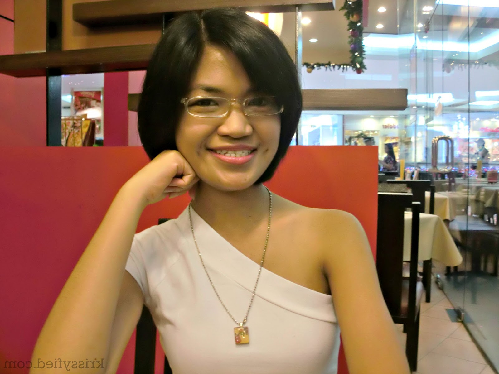 Hair Stories + My Juro Salon Exclusif Experience – I Am Krissy With Regard To Rebonded Short Hairstyles (View 24 of 25)