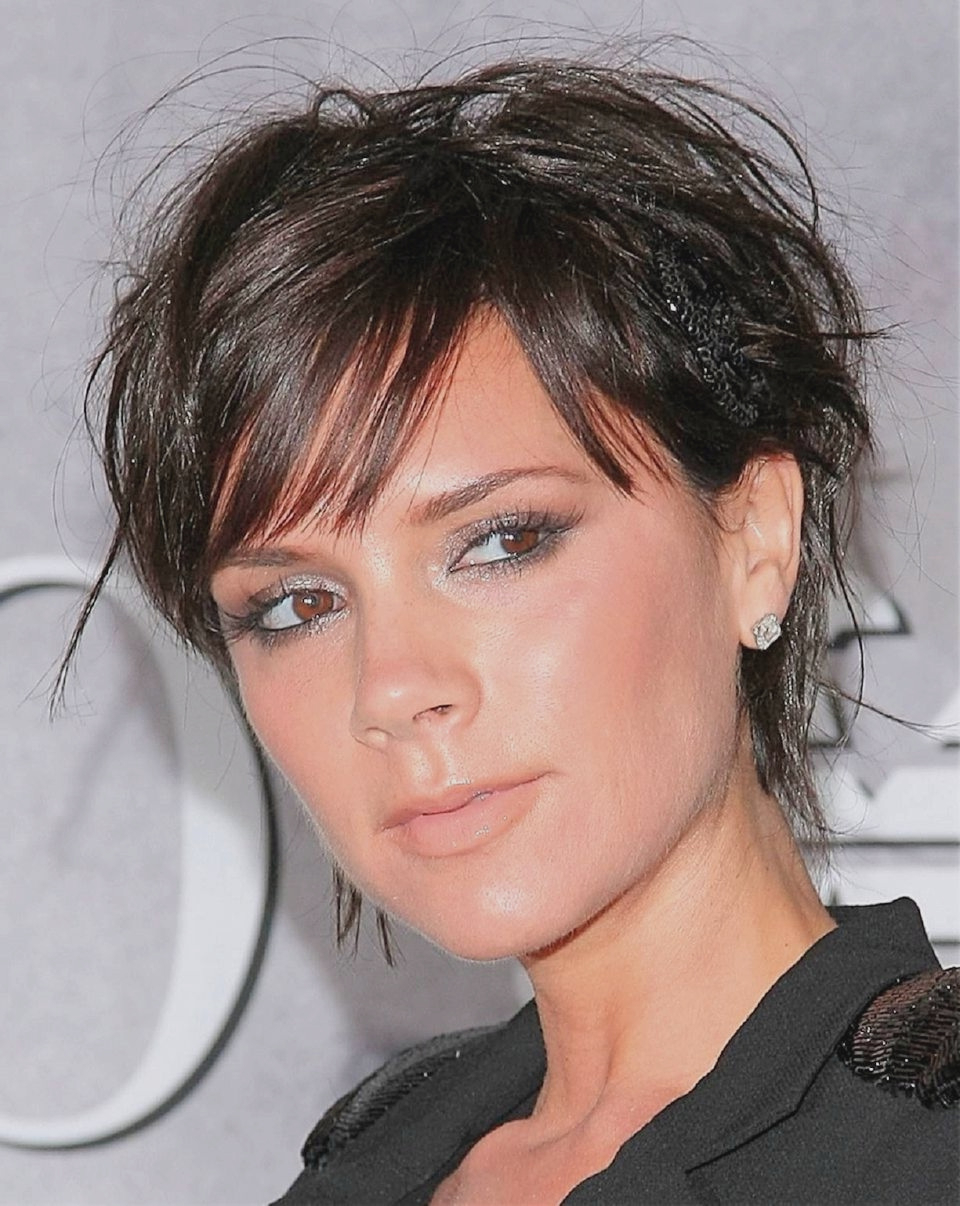Haircut : Amazing Short Haircuts For Fat Oval Faces On A Budget Intended For Short Haircuts For Fat Oval Faces (View 25 of 25)