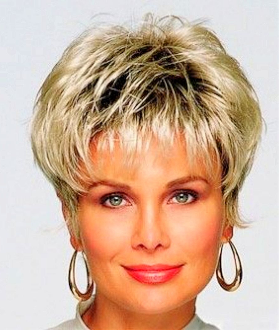 Haircut For Older Women – Bentalasalon In Older Women Short Haircuts (View 13 of 25)