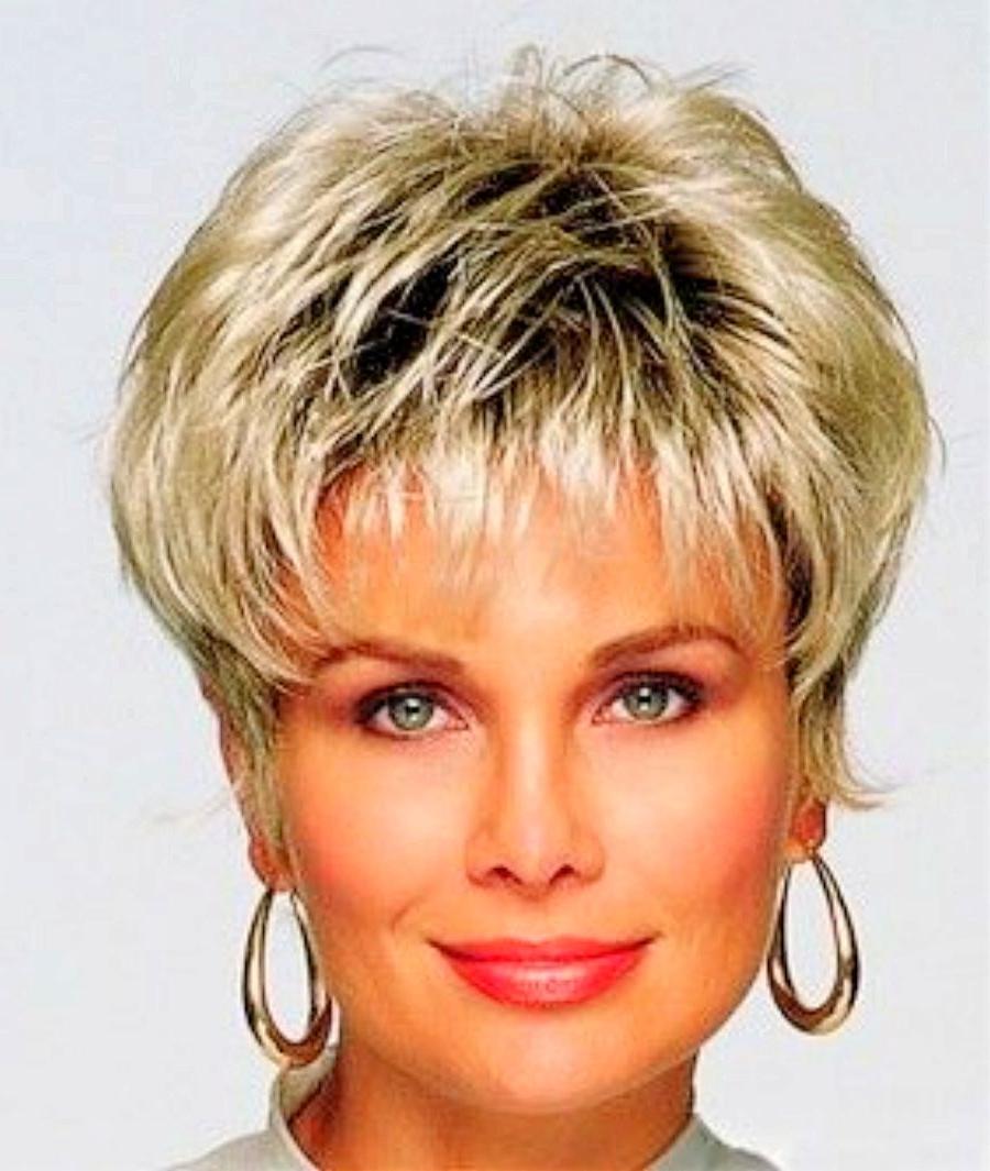 Haircut For Older Women – Bentalasalon Regarding Short Haircuts For Older Women (View 15 of 25)