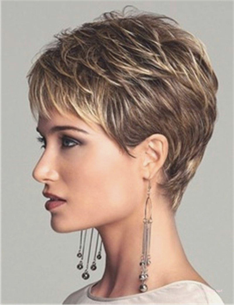 Haircut For Short Hair Female Beautiful 30 Superb Short Hairstyles With Short Hairstyles For Women Over 40 With Thin Hair (View 18 of 25)