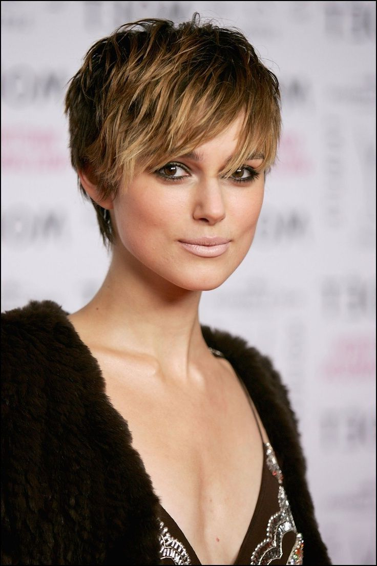 Featured Photo of Short Haircuts For Square Jaws