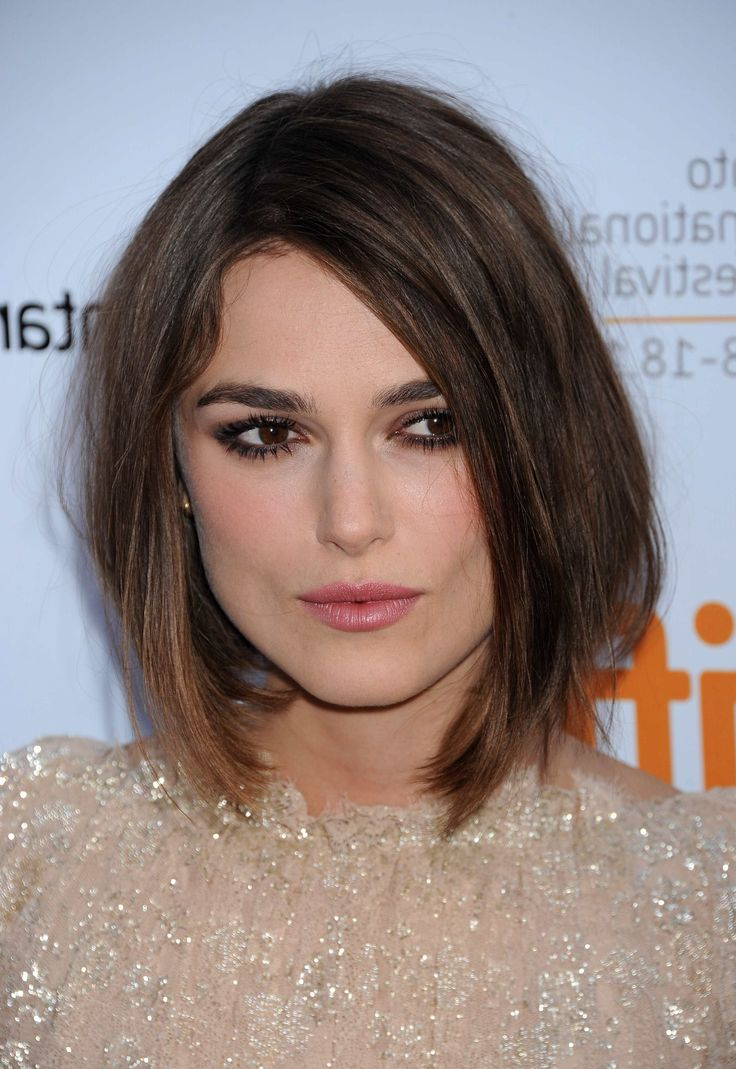 Haircut Ideas For Short Thick Wavy Hair Inspirational 195 Best Hair Throughout Medium Short Haircuts For Thick Hair (View 17 of 25)