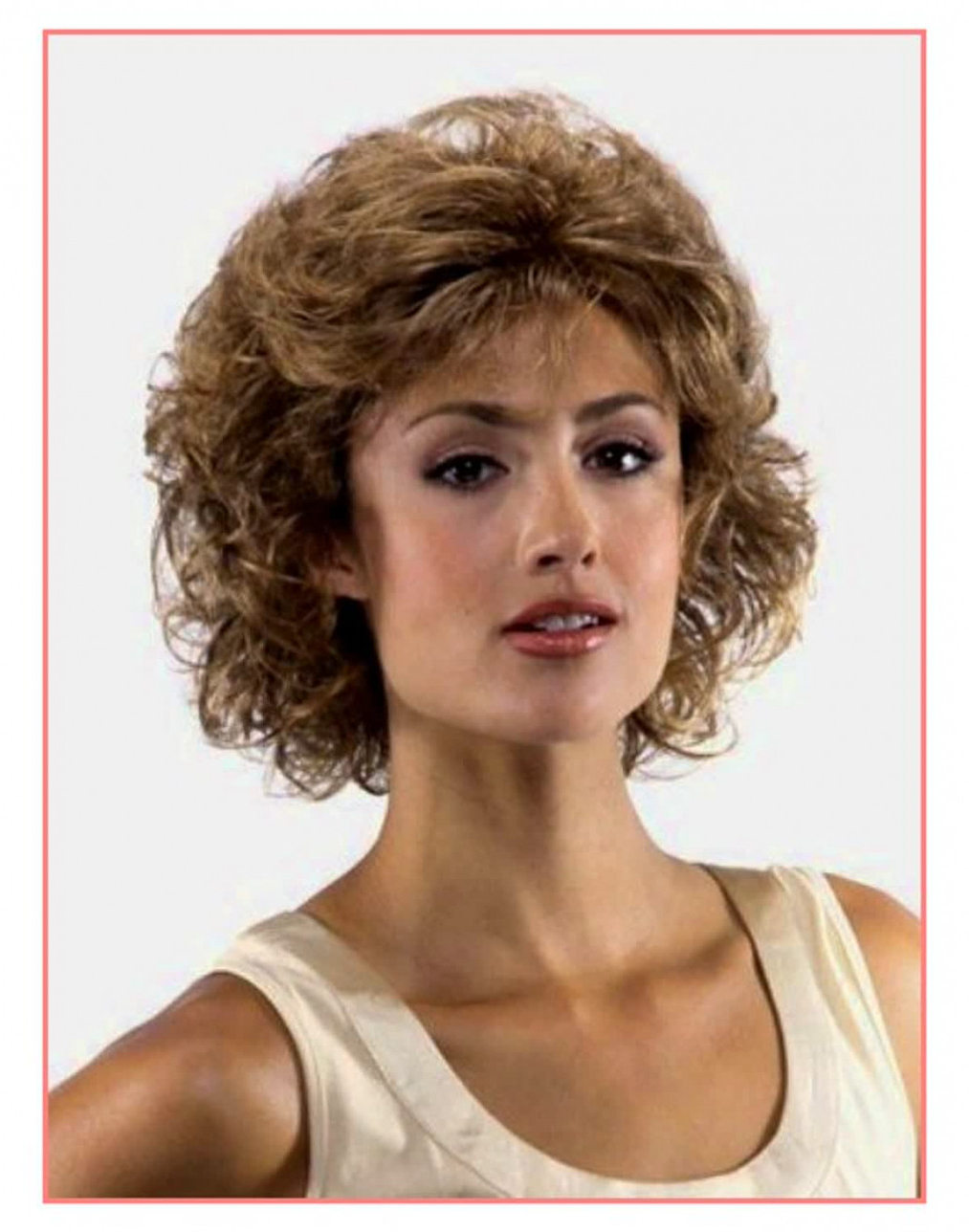 Haircuts For Curly Hair And Square Faces   Hairstyles And Haircuts Inside Short Haircuts For Square Face (View 22 of 25)