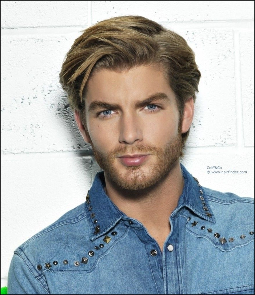 Haircuts For Guys With Big Noses | Men's Hair In 2018 | Pinterest For Short Haircuts For Big Noses (View 5 of 25)