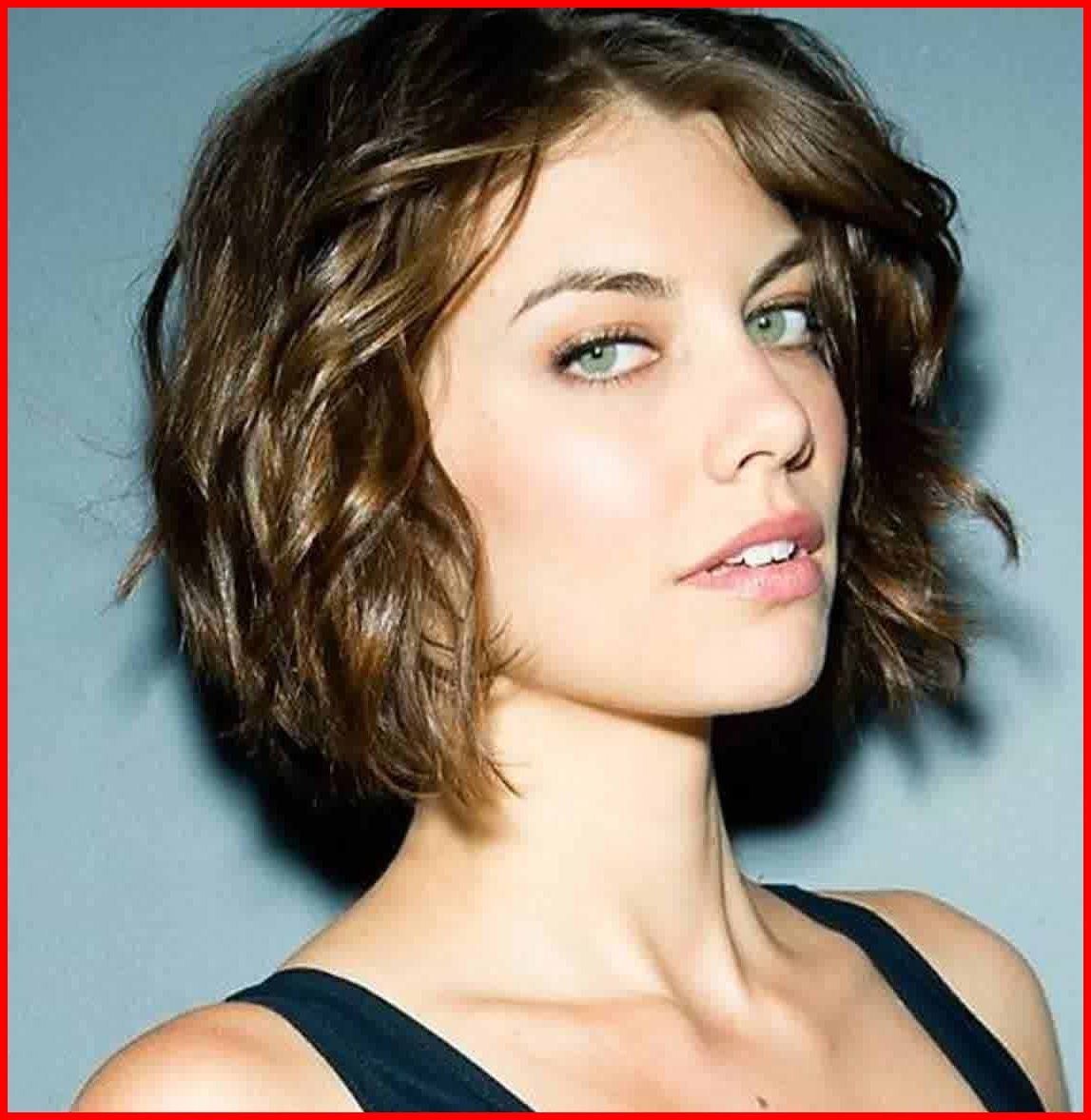 Haircuts For Oval Face And Wavy Hair 272263 Stylish Short Hairstyles Inside Easy Care Short Haircuts (View 15 of 25)