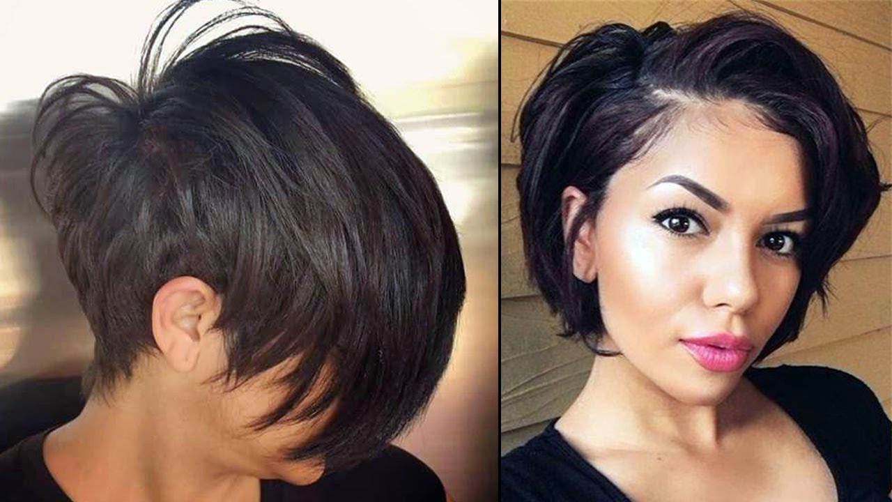Haircuts For Short Hair 2017 | Short Trendy Haircuts 2017 Women Inside Trendy Short Hair Cuts (View 2 of 25)